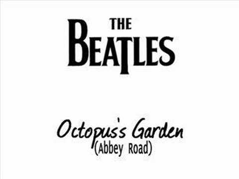 The Beatles - Octopus's Garden ( Abbey Road )