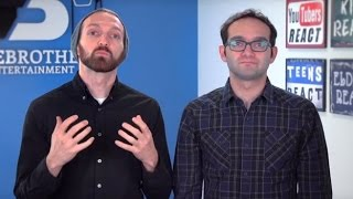 The Fine Brothers React World and Trademark Scandal - #CUPodcast