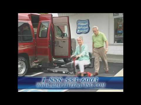 ADA - Mobility History and Chrysler-Dodge Minivan