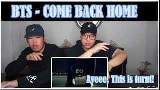 BTS (방탄소년단) - Come Back Home MV (REACTION)