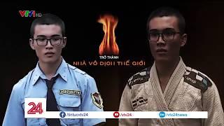 Đoàn Anh Tú: Từ nhân viên bảo vệ đến giấc mơ võ sĩ đẳng cấp thế giới  - Tin Tức VTV24