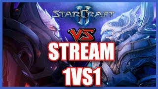 🔴STARCRAFT 2 : STREAM DE 1VS1  | NIVEL MAESTRO.
