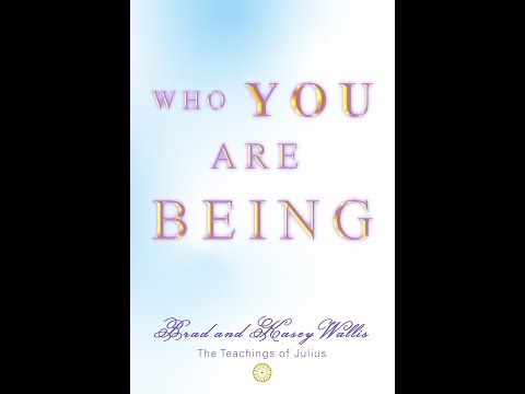 New Bestseller : Who YOU are BEING by Brad and Kasey Wallis