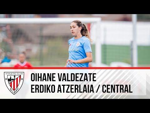 Oihane Valdezate | Defensa central | Athletic Club