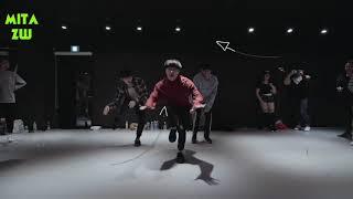 Shape Of You by Ed Sheeran | Dance best Choreografi Training Dance sweet 😍🤩