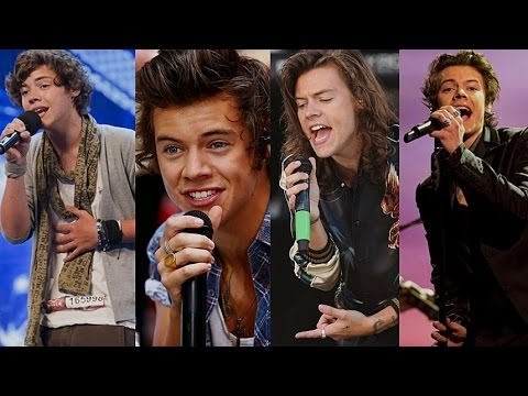 Harry Styles' Voice Evolution (2009 to 2017)