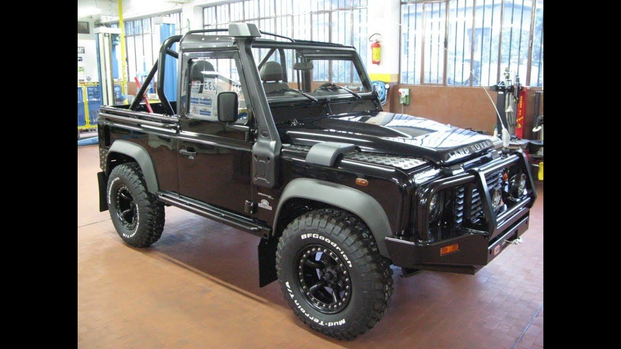 land rover defender 90 td4 soft cabriolet arb australian black edition land rover special. Black Bedroom Furniture Sets. Home Design Ideas