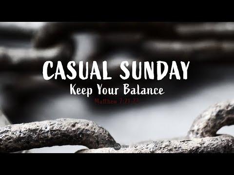 Casual Sunday // Week 2