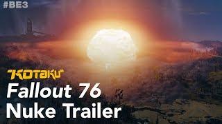 """Fallout 76 """"Atomics For Peace"""" Trailer, E3 2018"""