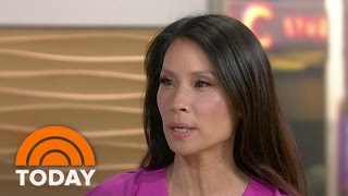 Lucy Liu: 'Every Day Is Just A Miracle' With New Baby Rockwell | TODAY