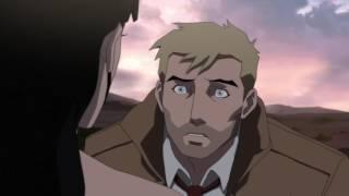 Constantine & Zatanna Ending