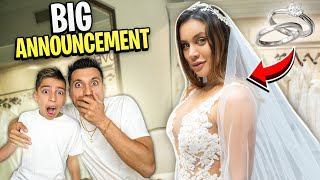 THIS IS FINALLY HAPPENING! (HUGE ANNOUNCEMENT) | The Royalty Family