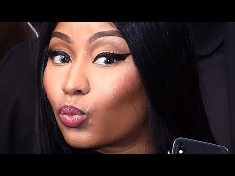 Nicki Minaj Responds To Cardi B Feud In Awkward Video | Hollywoodlife