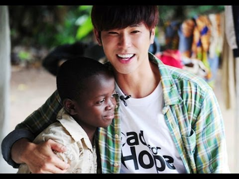 2013 Road for Hope | 2013 희망로드 대장정 : Ep.4 with Jung Yunho(TVXQ) in Ghana (2014.02.08)
