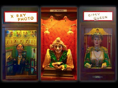 Barcelona antique Automata museum