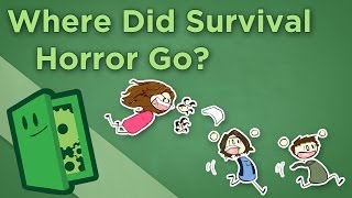 Where Did Survival Horror Go? - How Franchises Kill Mystery - Extra Credits