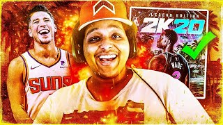 NBA 2K20 WILL HAVE ALL THE GAME MODES & FEAUTURES I'VE BEEN BEGGING FOR!!