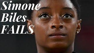 Simone Biles FAILS | GYMNASTICS