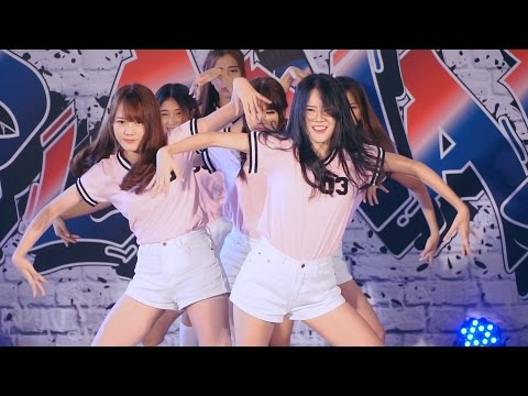 160716 BUDDY cover GFRIEND - NAVILLERA (너 그리고 나) @Esplanade Cover Dance#3 (Audition)