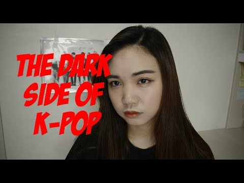 THE DARK SIDE OF K-POP // SECRETS  THEY DON'T WANT YOU TO KNOW 케이팝의 문제점