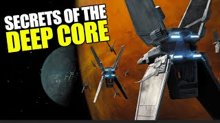 Why the Deep Core was unexplored... but incredibly important (Star Wars Legends)