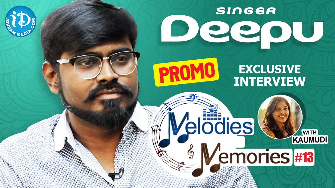 Singer Deepu Exclusive Interview PROMO