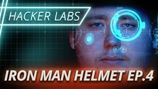 Hacker Labs: Iron Man Helmet Challenge Ep. 4 ft. the Hacksmith | Full Sail University