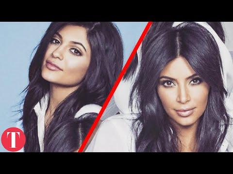 Kylie Jenner VS. Kim Kardashian