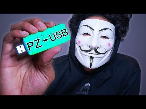 I AM THE GAMEMASTER (PROJECT ZORGO USB DRIVE)