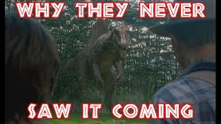 Why Nobody Saw the Spinosaurus Coming - Jurassic Park 3