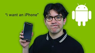 if Android commercials were honest