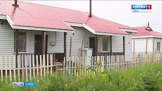 Омская область лидирует по количеству некачественных новых домов для переселенцев из аварийного жилья