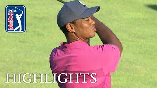 Tiger Woods' Highlights | Round 2 | Dell Technologies 2018