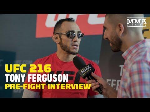 Wywiady przed UFC 216: Ferguson, Lee, Werdum, Lewis, Johnson i Borg