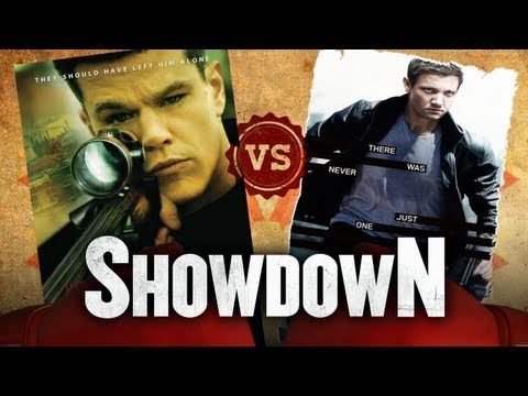 Jason Bourne vs. Aaron Cross - Who Is the More Skilled Rogue Operative? Showdown HD