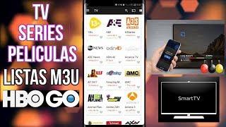 HBO GO - TV SERIES PELICULAS Y LISTAS M3U  IPTV - OTRA ALTERNATIVA - #HBOGO