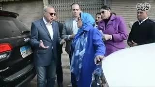 أخبار اليوم | محافظ القليوبية يعنف رئيس حي غرب شبرا ...
