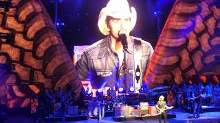 Brad Paisley, Mud on the Tires, Live Concert, Mt. View California June 2019 4k UHD