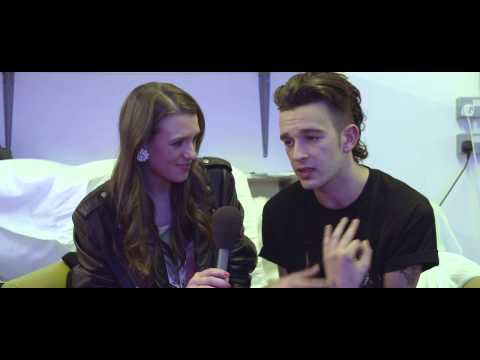 The 1975 Backstage Interview - The Big Reunion 2013