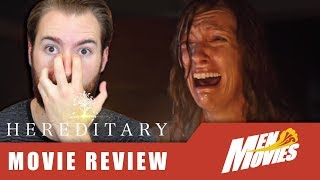 HEREDITARY Movie Review | The Most Disturbing Film I've EVER Seen!!!