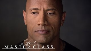 The Terrifying Moment That Taught Dwayne Johnson How Precious Life Is | Oprah's Master Class | OWN