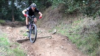 XC bikes on downhill trails... | FITTER THAN EVER - DAY 23