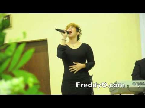 KeKe Wyatt Live 'When I see Jesus' Tiny Father's Funeral