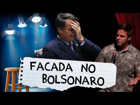 Fabio Rabin - Facada no bolsonaro