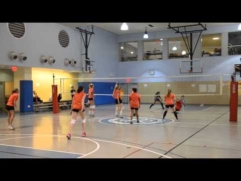 Spring 2013 Women's Finals- Wild Sets vs Volleyball Me Maybe
