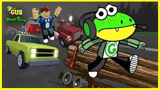 Roblox Ro-Trip BEST Roblox Game EVER ! Let's Play with Gus