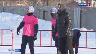 В Омске наградили победителей и призёров областного турнира по мини-футболу на снегу