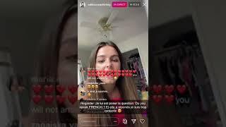 Addison parle Français !!!❤️