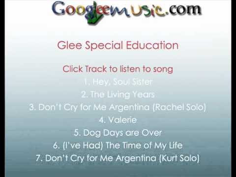 Baixar Glee The Time of My Life Cast Version with Lyrics from Special Education episode 2x09