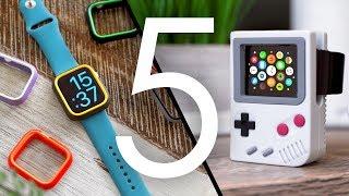 TOP 5: Die coolsten Apple-Watch Gadgets! - felixba